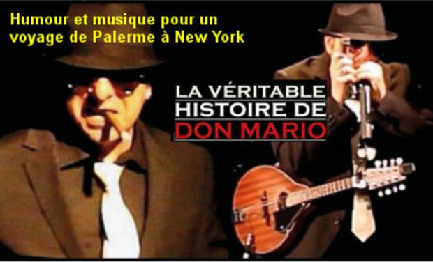 Visuel du projet La Véritable Histoire de Don Mario