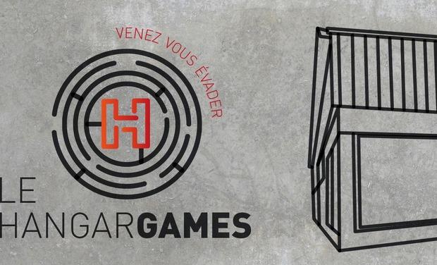 Project visual Le Hangar Games