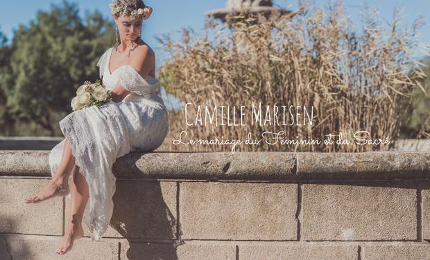Visueel van project Camille Marisen - Le mariage du féminin et du sacré