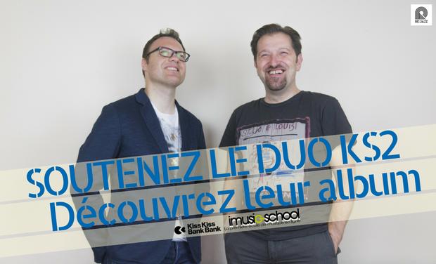 Visuel du projet KS2 Project // Hanriot-Agulhon Duo