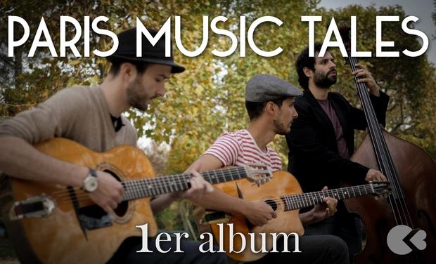 Visuel du projet Paris Music Tales : 1er album