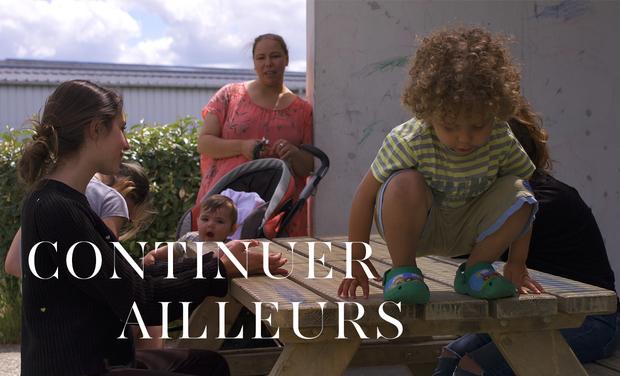 Visuel du projet Documentaire - Continuer ailleurs