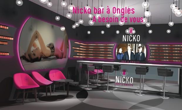 Visueel van project Nicko bar à ongles
