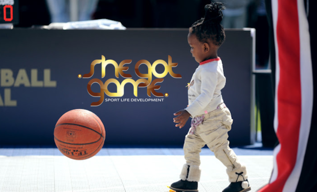 Project visual SHE GOT GAME
