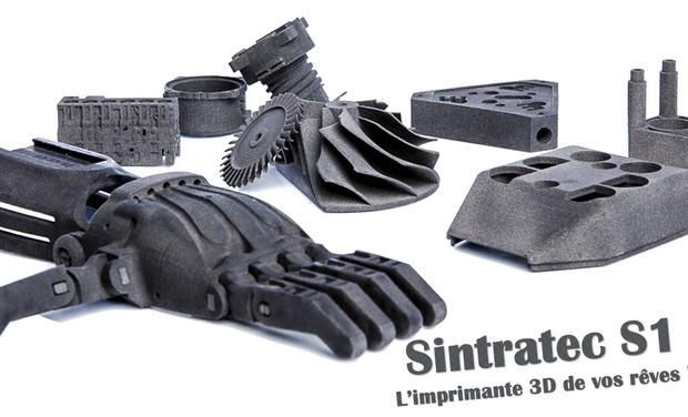 Visuel du projet Imprimante 3D