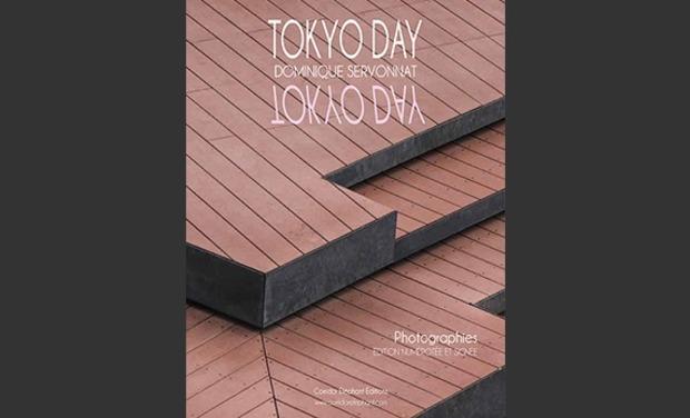 Visuel du projet TOKYO DAY - DOMINIQUE SERVONNAT - CORRIDOR ELEPHANT EDITIONS