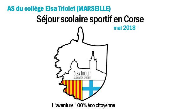 Visuel du projet Séjour sportif en Corse