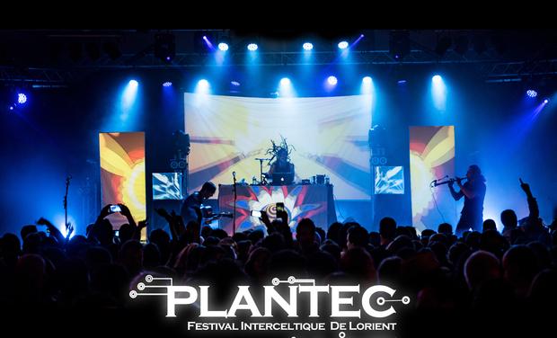 Visuel du projet PLANTEC : Nouveau CD/DVD Live au festival Interceltique de Lorient 2017