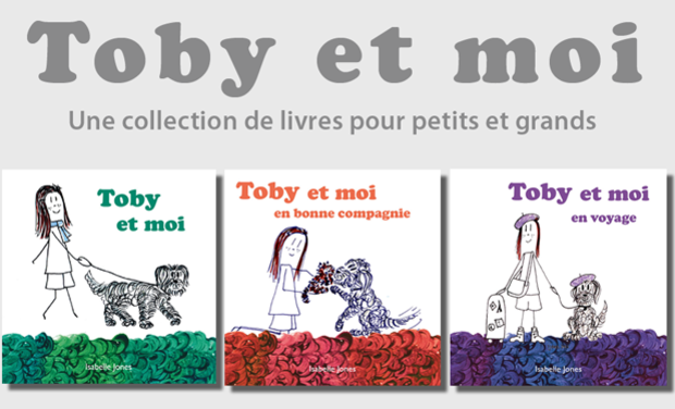 Project visual Toby et moi