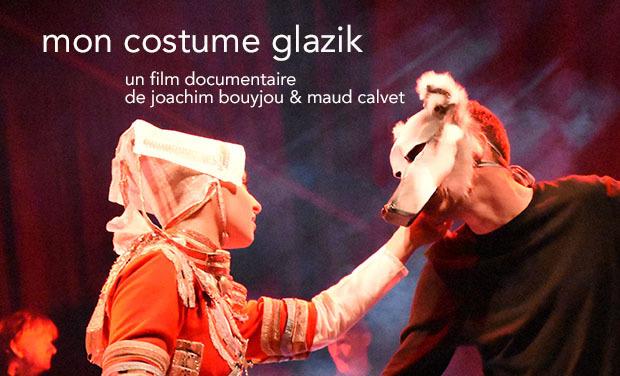 Visuel du projet Mon costume glazik