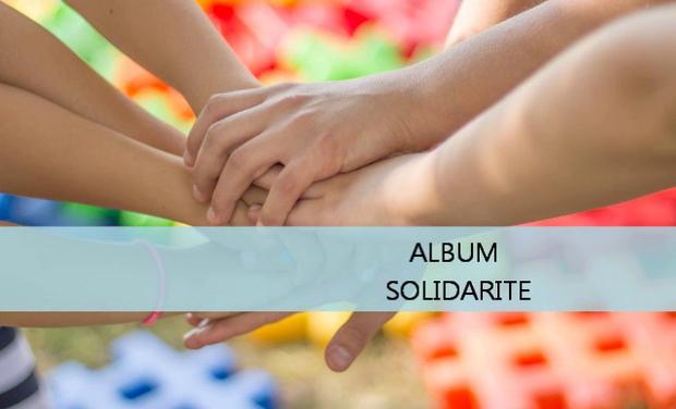 Visuel du projet Projet Album Solidarité