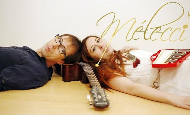 Visuel du projet Mélecci : Sortie du 1er album !