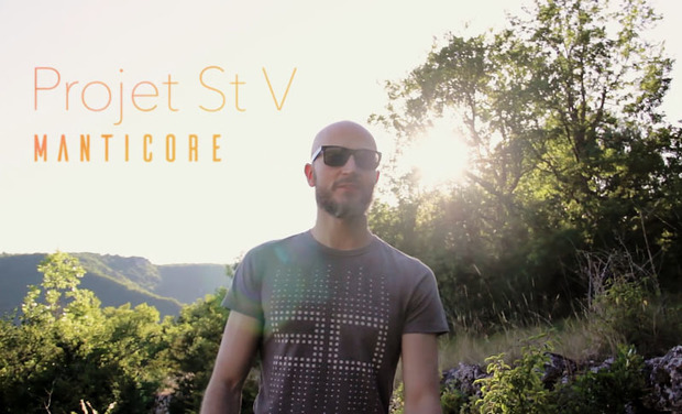 Project visual Manticore: Le premier clip de SaintV !