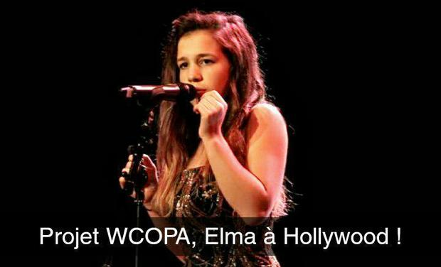 Visueel van project Elma B. Chanteuse, équipe de France WCOPA Hollywood 2018
