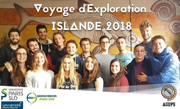 Visuel du projet Expédition géologique en Islande