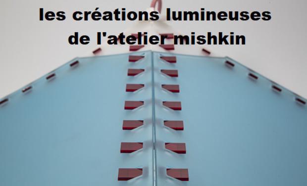 Visuel du projet les créations lumineuses de l'atelier mishkin