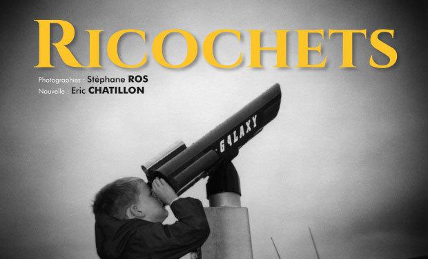 Visuel du projet Livre RICOCHETS