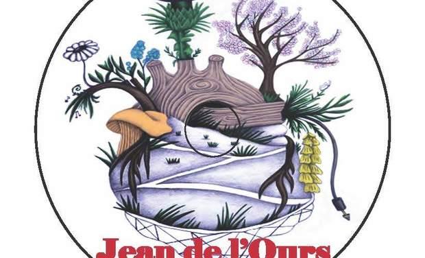 Visuel du projet pré-vente du CD de Jean de l'ours