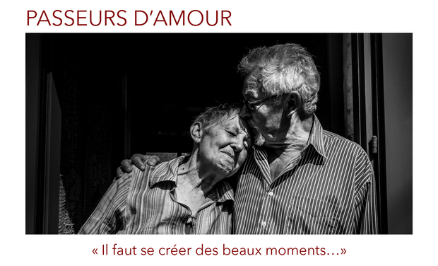 Project visual Passeurs d'amour