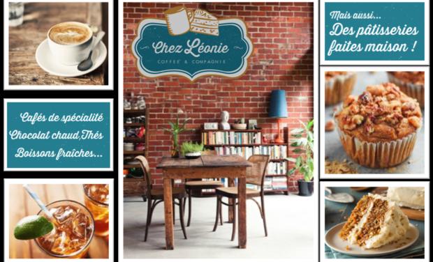 Visuel du projet Chez Léonie - Coffee & Compagnie