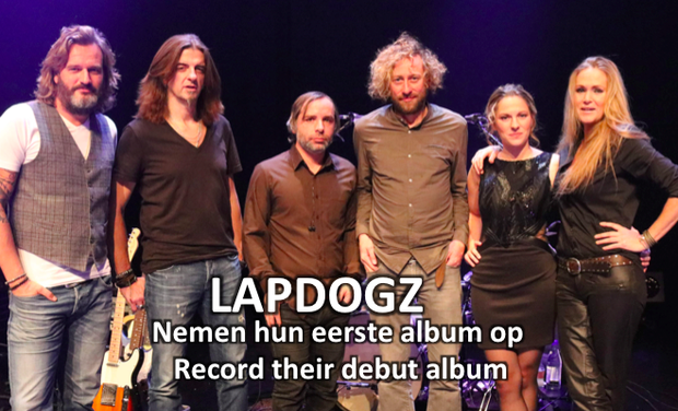 Project visual Debuutalbum Lapdogz