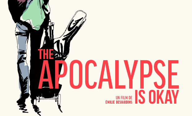 Project visual The Apocalypse is Okay