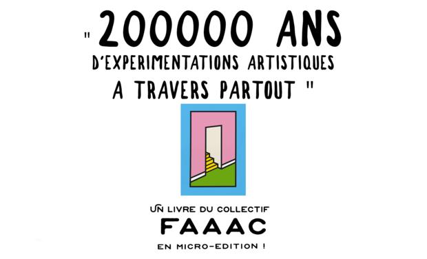 Visueel van project Un livre en micro édition, aventures artistiques en Europe