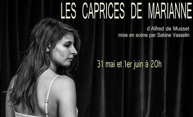 Visuel du projet Les Caprices de Marianne