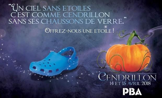 Visuel du projet Cendrillon, La Comédie Musicale