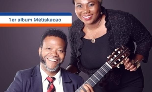 Visueel van project Aidez-nous à créer le 1er album de Métiskacao