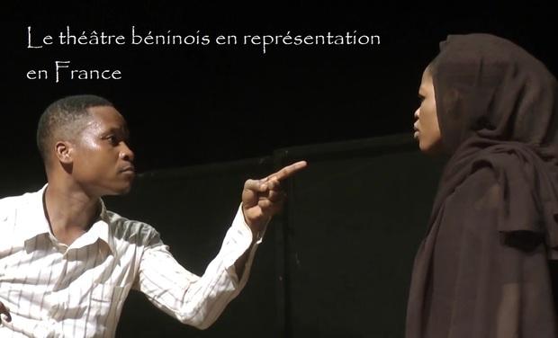 Visuel du projet Le théâtre béninois en représentation en France