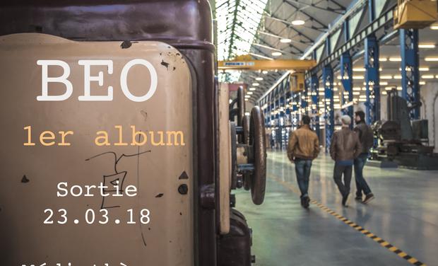 Visuel du projet BEO - 1er album