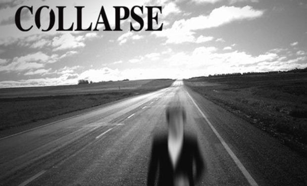 Visuel du projet Collapse enregistre son 2ème Album