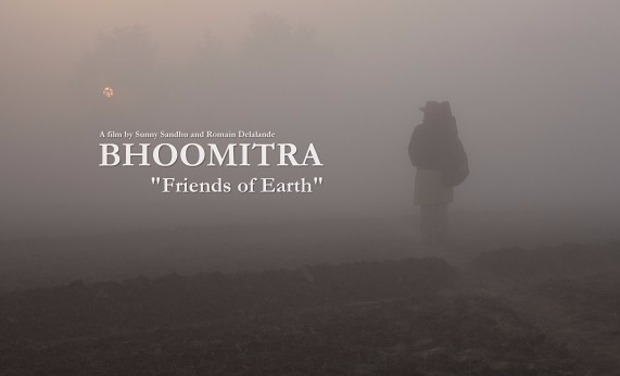 "Project visual Bhoomitra ""Friends of Earth"""