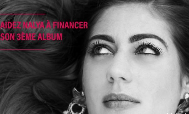 Project visual Nalya - 3ème album
