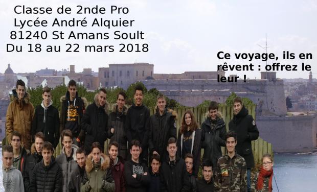 Visuel du projet S'ouvrir à la culture maltaise