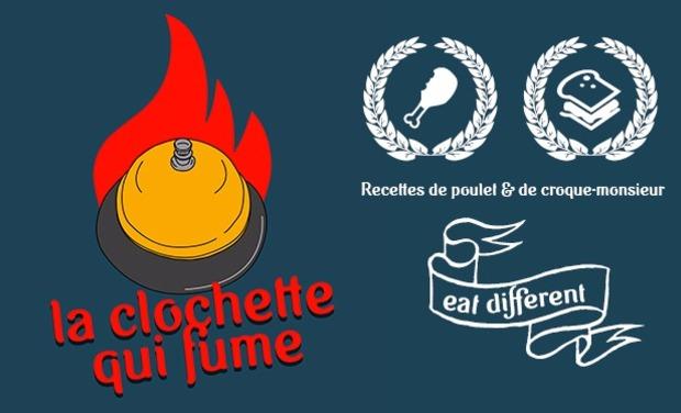 Visuel du projet La clochette qui fume (recettes de poulets et croque-monsieur)