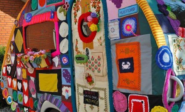 Project visual Caravane de l'amour - Festival des lettres d'Amour