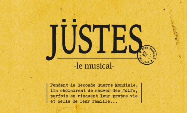 Visuel du projet JUSTES le musical