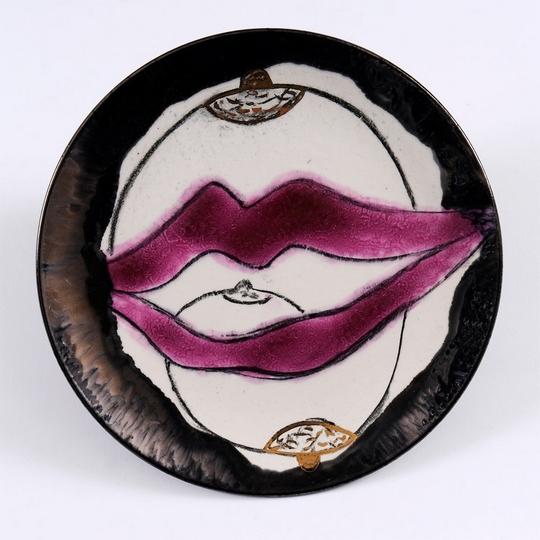 Assiette9-ceramiquepeinte-2010-diam25-sophiesainrapt-1408560581