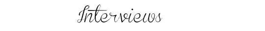 Interviews-1411524126
