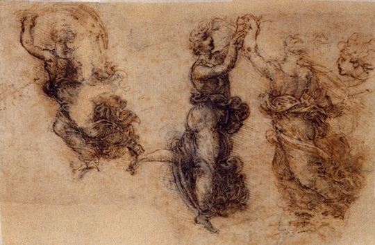 07-leonardo-3-figure-femminili-danzanti-e-una-testa-1416911803