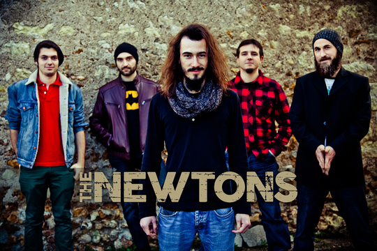 The_newtons_-_photo___logo_bd_v2-1432044167