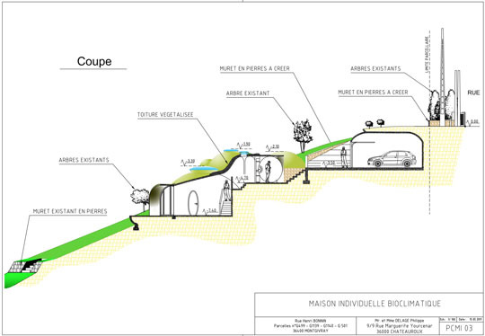 plan coupe 540 1432627184 - Plan De Maison Bioclimatique