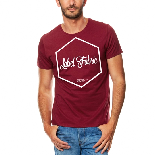 Tshirt_bordeau_hexagone-1436203412