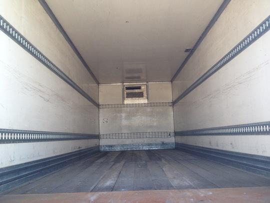 interieur camion