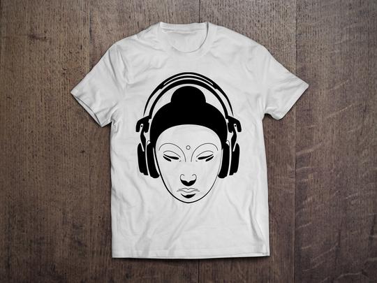 T-shirt-blanc-bouddha-casque-1447166838