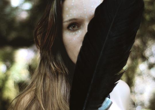 Gwenaëlle - Indienne