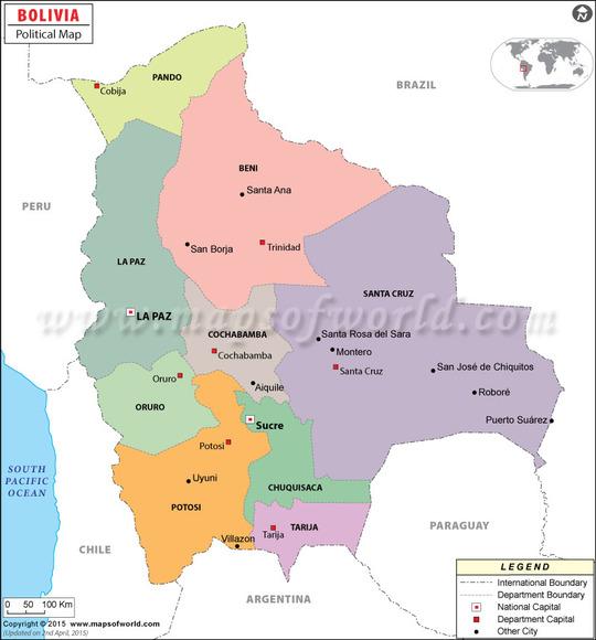 Bolivia-political-map-1453668459