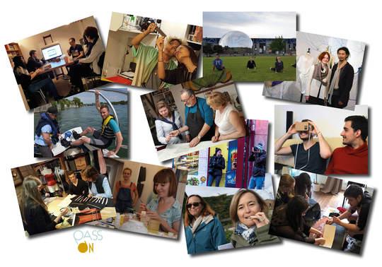 Photos d'activités proposées sur Pass On